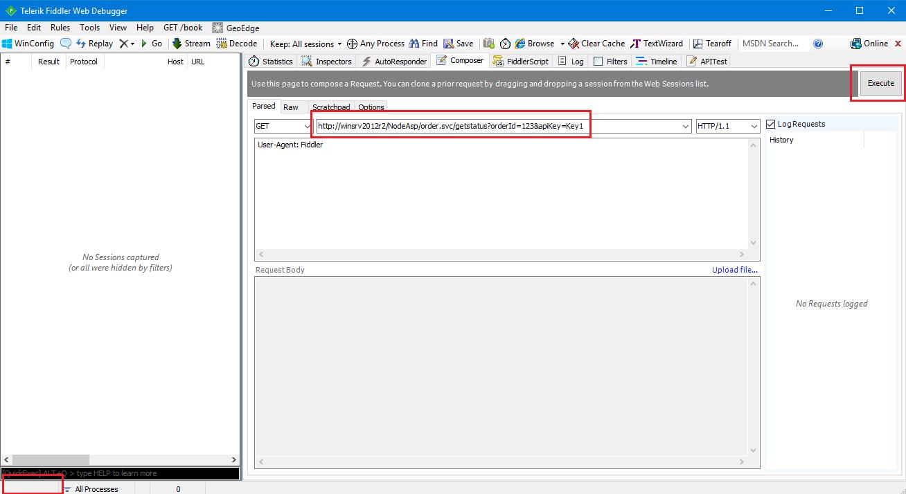 Testing REST APIs | Sentinet